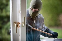 Shocking burglary figures - Keeping your house secure...
