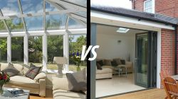 Extending your home - Extension or Conservatory?